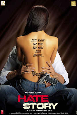 Hate Story First Look Poster