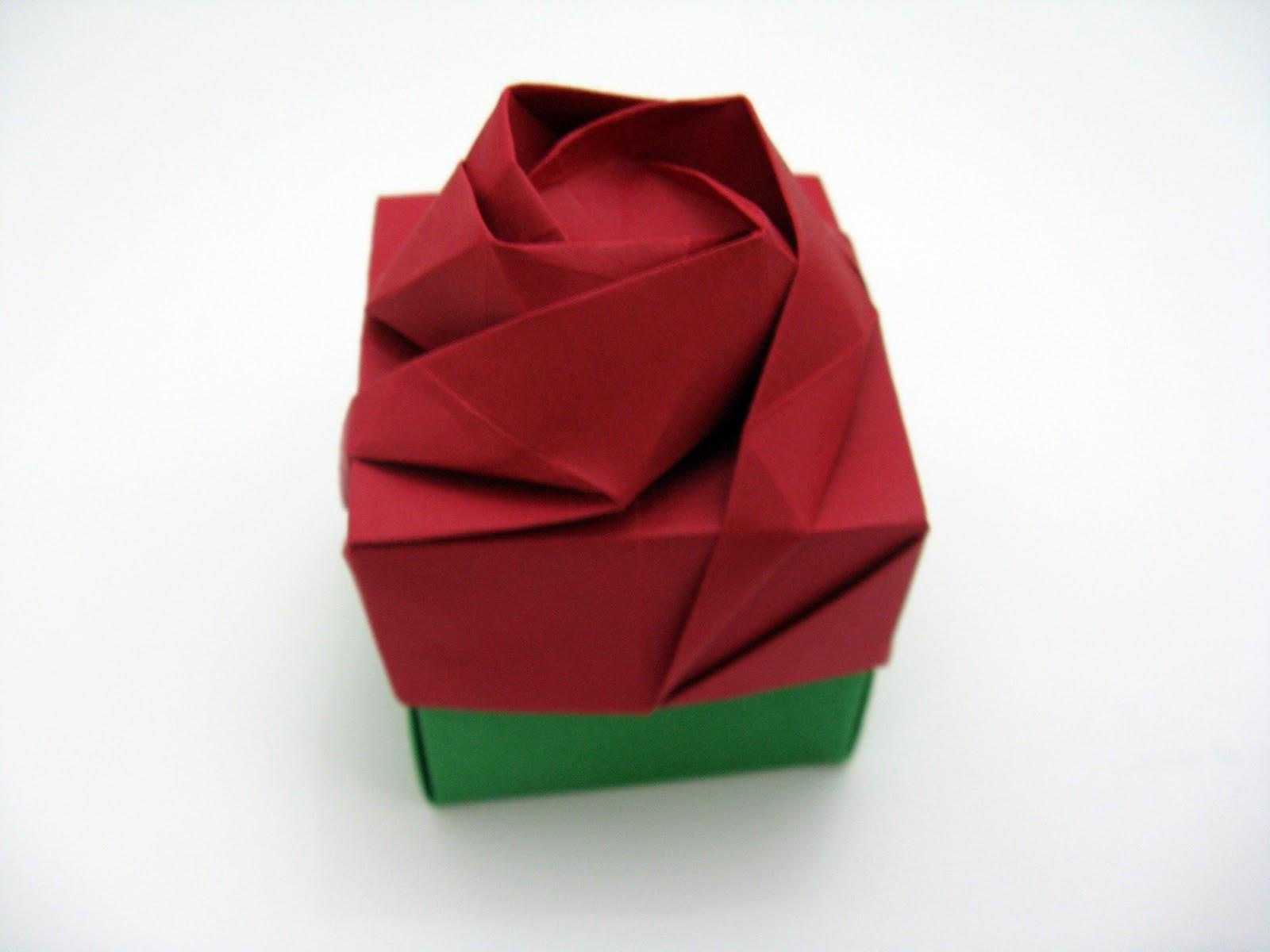 Origami By Tchami Caixa Rosa