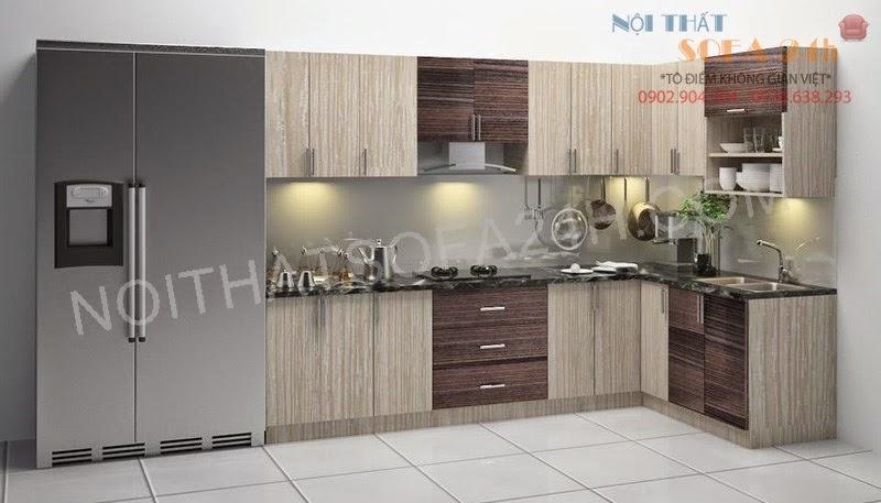 Tủ bếp TB053
