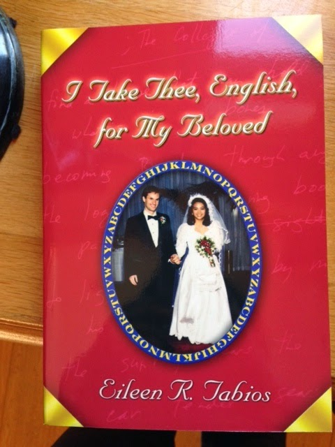 Eileen Verbs Books: THE ENGLISH I TOOK FOR MY BELOVED