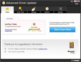 Systweak Advanced Driver Updater Crack Serial Key Free Download
