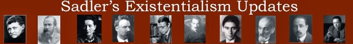 Sadler's Existentialism Updates