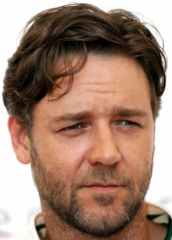 how tall is russell crowe
