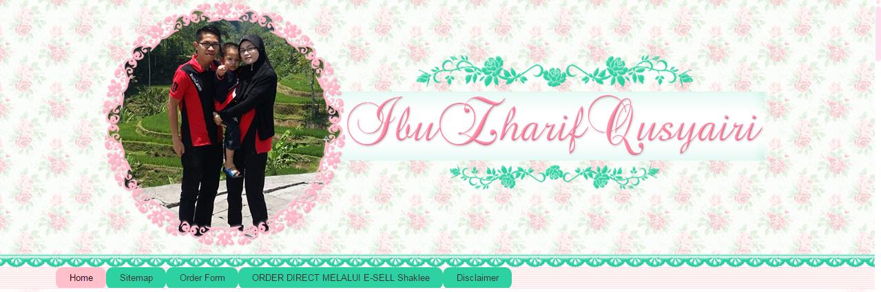 Portfolio, tempahan edit blog murah, tempahan edit/design/customize blog, Tempahan Design Header Blog murah, Blog Ibu Zharif Qusyairi