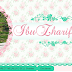 Tempahan Design Blog Ibu Zharif Qusyairi