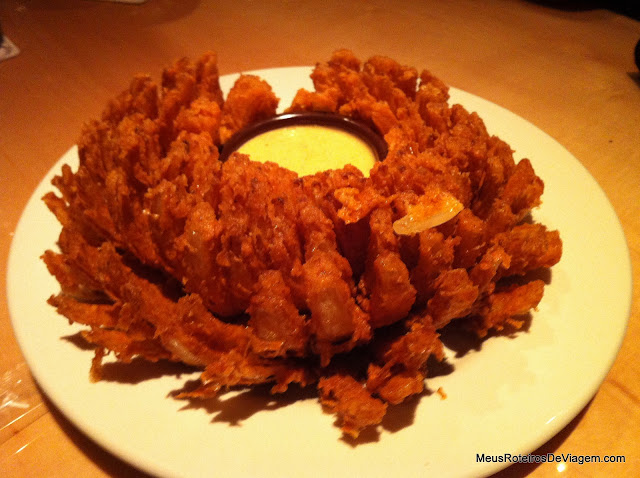 Bloomin' Onion - Outback Steakhouse