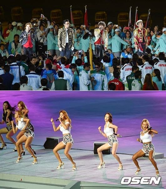 Asian Games Closing Ceremony Disappoints Netizen Buzz