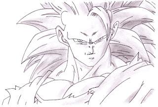 dibujos de Goku
