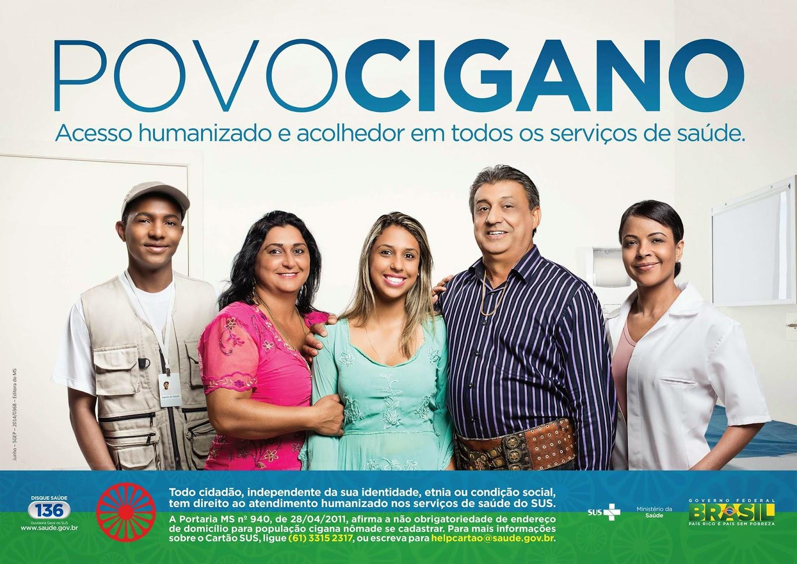 saúde do povo cigano