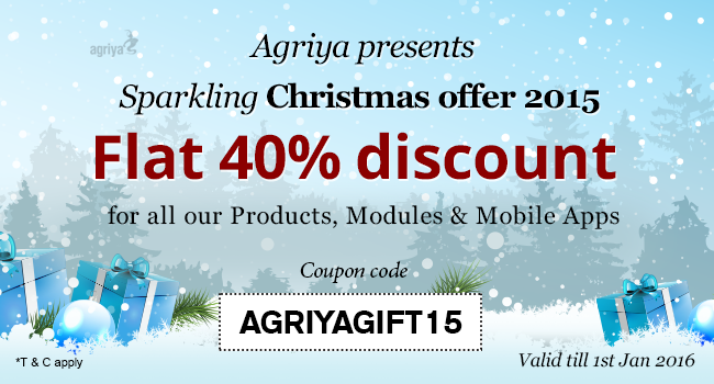 Agriya christmas & new year offer 2016