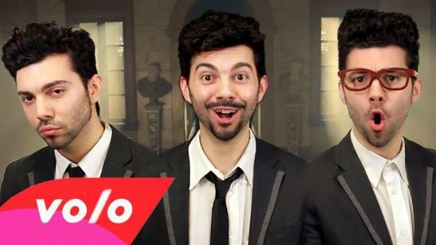 Video de Il Volo Grande Amore - Parodia