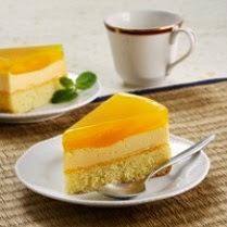 Resep Cake Buah Mangga
