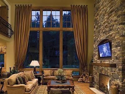 con Paredes de Piedra | inspiración de diseño de interiores