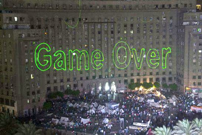 Victory of the Light in Egypt  GameOver
