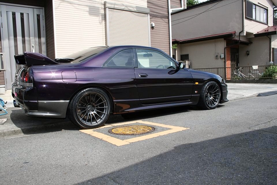 18x11 On R33 Cosmetic Styling Amp Respray Sau Community