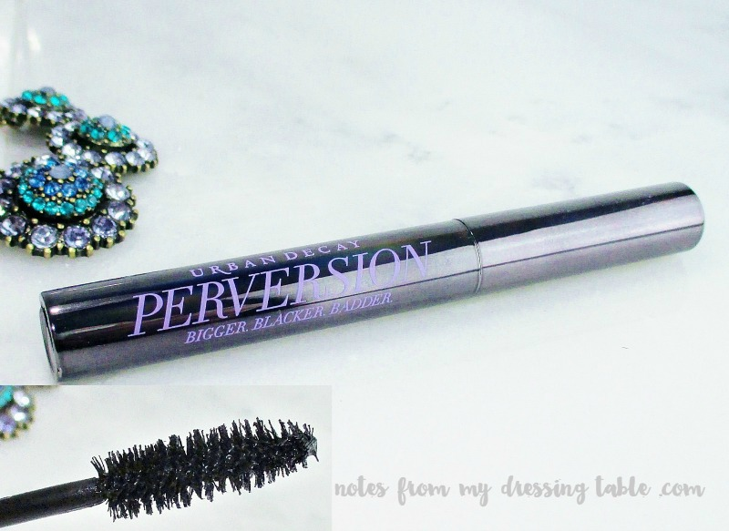 Urban Decay Perversion Mascara notesfrommydressingtable.com
