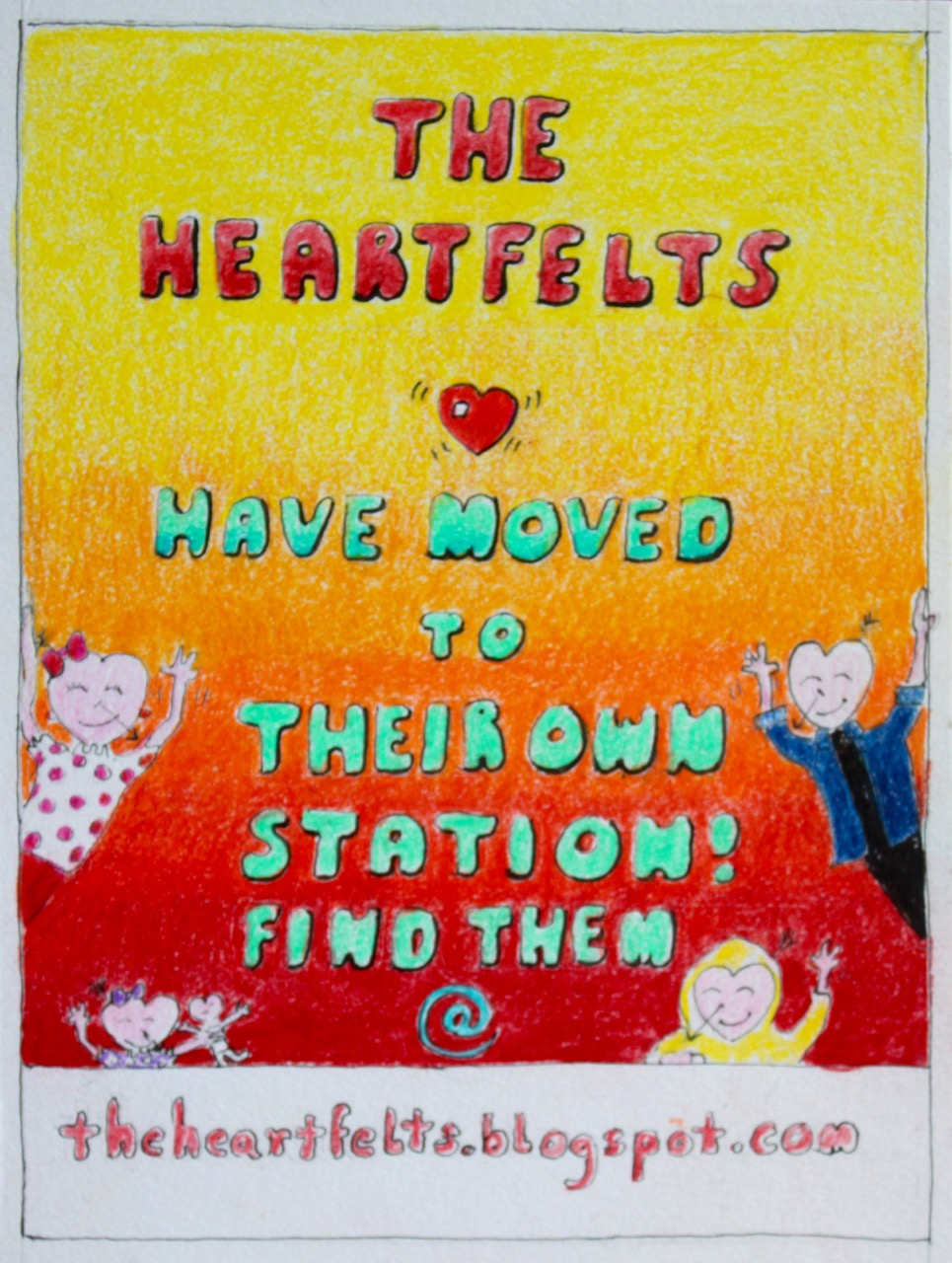 THE HEARTFELTS