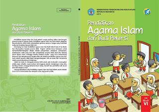 Buku PAI Kelas 6 SD Kurikulum 13
