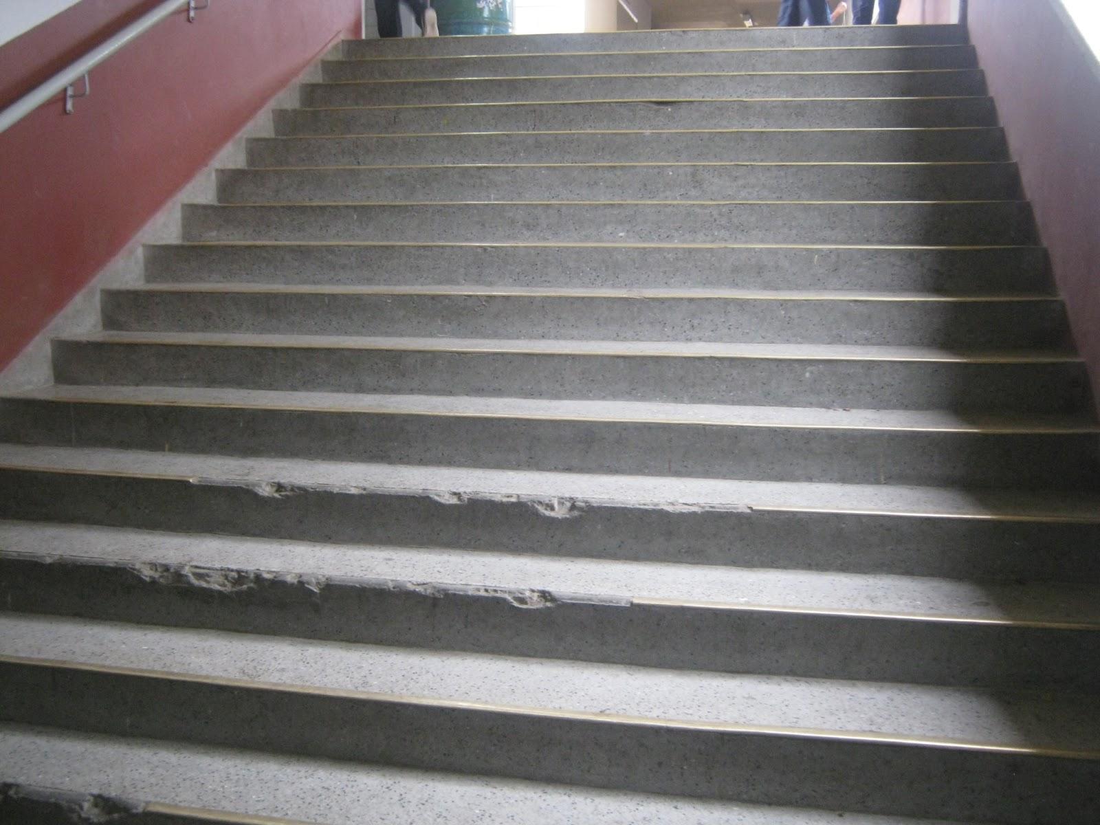 Trabajo de fotografia seriacion for Escaleras infinitas
