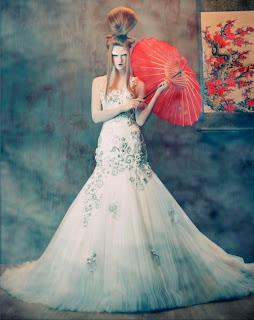 Haute couture baroque amato luxe lekpa accessoire mariage