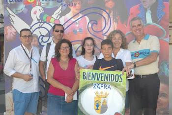 Día de Zafra en Isla Mágica 2012
