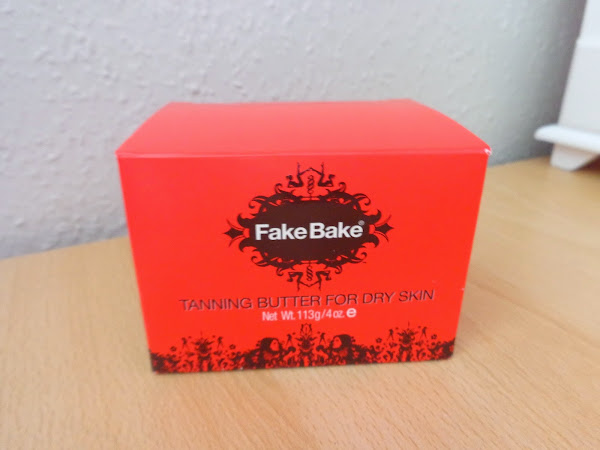 Fake Bake Tanning Body Butter Review