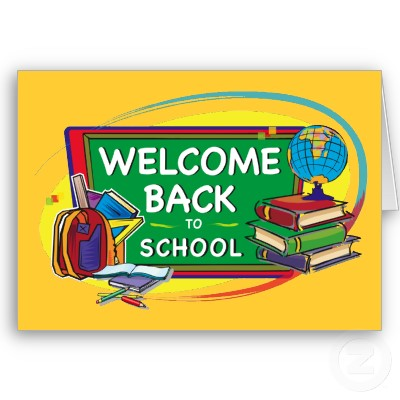 Learning English with Gabitxu: BACK TO SCHOOL