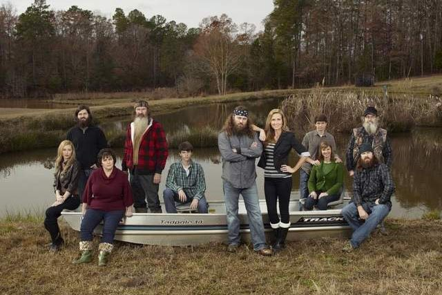 If you haven't seen Duck Dynasty, give it a chance. I highly recommend