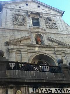 parroquia de la Anunciaciòn, Santander