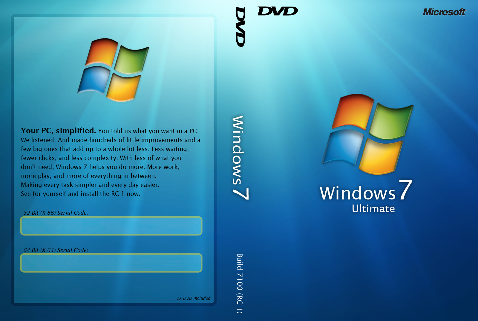 Скачать windows 7 64 bit iso - 43