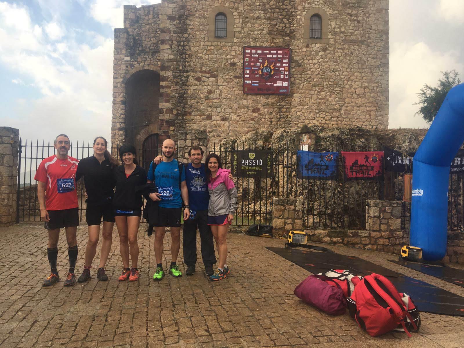 Mitja del Castell del Papiol 2019