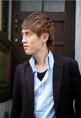 korean male hairstyle