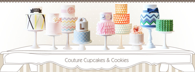 Couture Cupcakes &amp; Cookies
