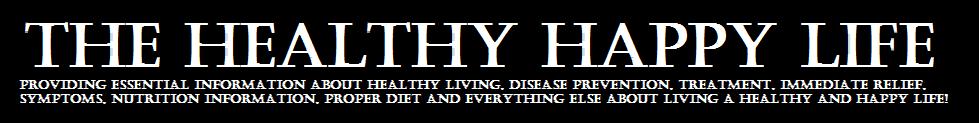 The Healthy Happy Life