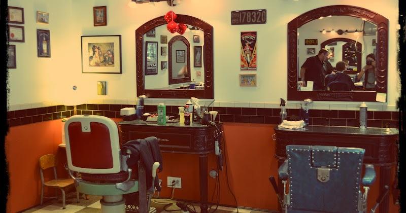 Little caro in big apple un salon de coiffure rock 39 n for Salon de coiffure new york