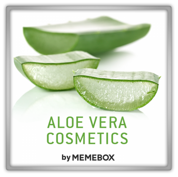 Superbox memebox aloe vera cosmetics 미미박스 Commercial