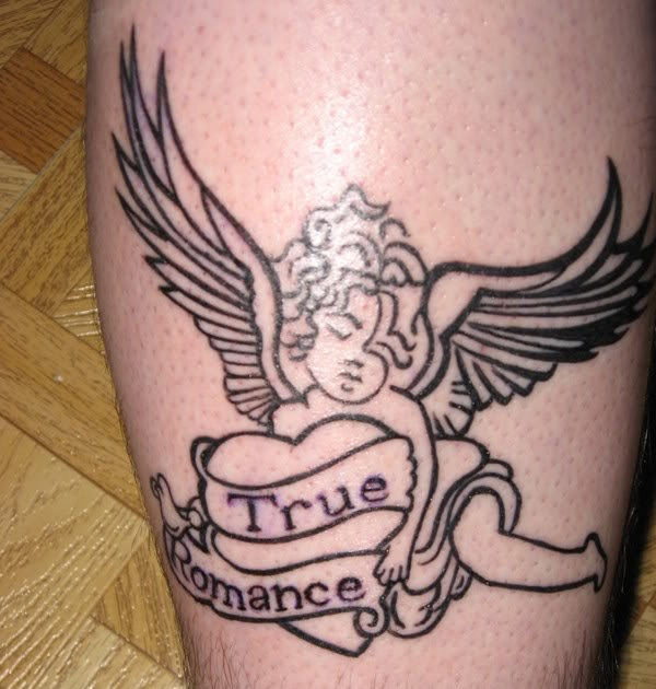 Halaah Io Best Tattoo Designs For Men: HALAAH IO: Baby Angel Tattoos For Men
