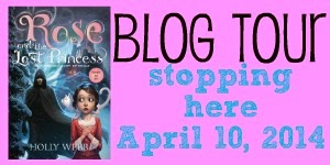 Rose and the Lost Princess Blog Tour