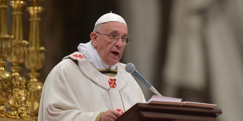 Paus Fransiskus Akui Ada Pastor Jadikan Suster Budak Seks