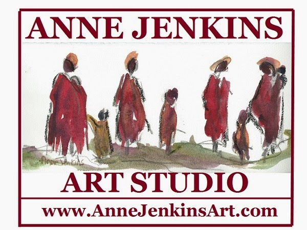 Anne Jenkins Art