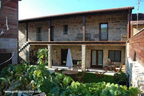 Arquitectura de casas restauraciones de casas en espa a - Restaurar casas antiguas ...