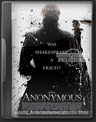 Anonymous (BRRip Inglés SUbtitulado) (2011)