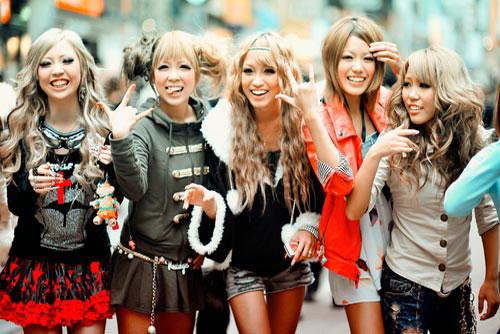 The History Of Japanese Harajuku Fashion Style Indonesia
