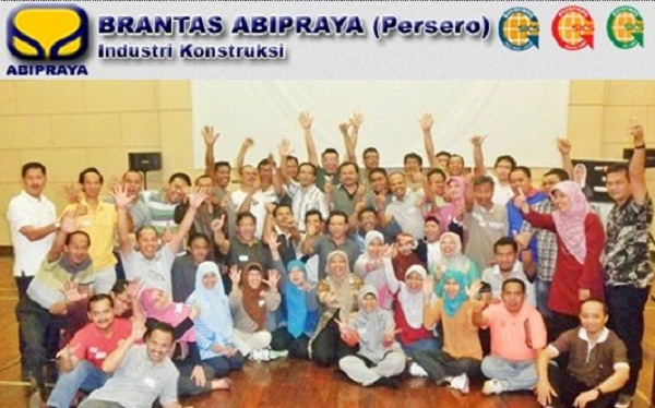 PT BRANTAS ABIPRAYA (PERSERO) : MANAGAMENT TRAINEE - BUMN, INDONESIA