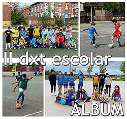 FOTOS: Segunda semana de deporte escolar