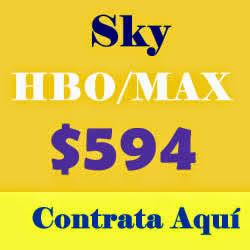 Sky HBO/MAX