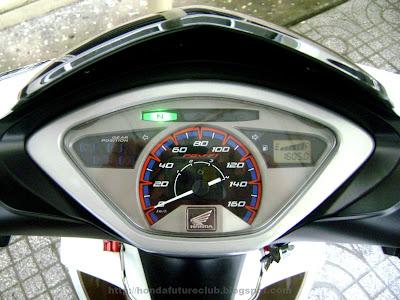 Honda Future X FI 03