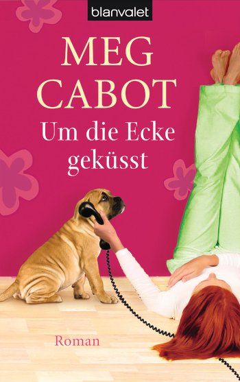 kleeblatts b cherblog rezension meg cabot um die ecke gek sst von corinna. Black Bedroom Furniture Sets. Home Design Ideas