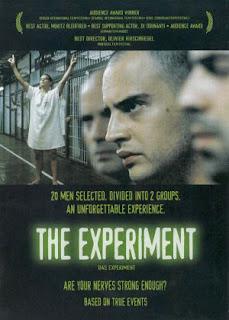 Das Experiment - Poster
