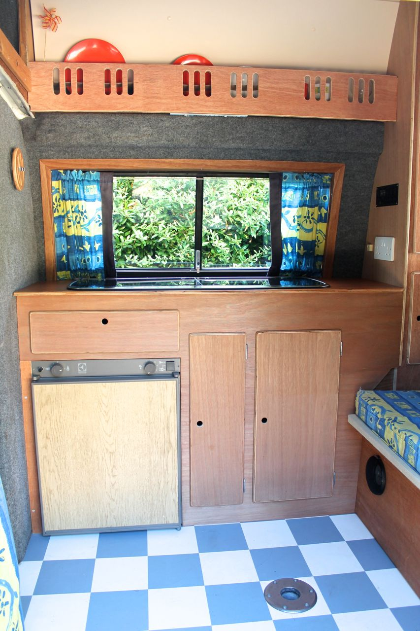 VW Campervan DIY Makeover